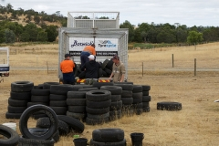 Forcett tyre cleanup